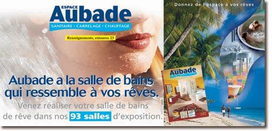 Comafranc Aubade Catalogue Salles De Bains