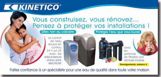 kinetico france adoucisseur d 39 eau sans lectricit. Black Bedroom Furniture Sets. Home Design Ideas