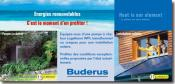 BUDERUS CHAUFFAGE - Installations solaires