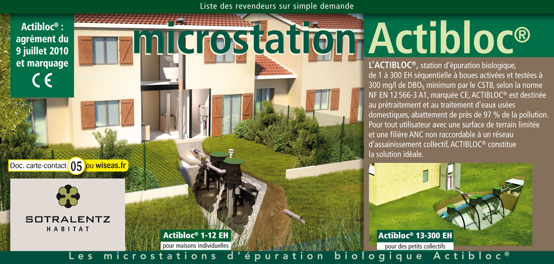 sotralentz habitat actibloc 1 12 eh et 13 300 eh. Black Bedroom Furniture Sets. Home Design Ideas