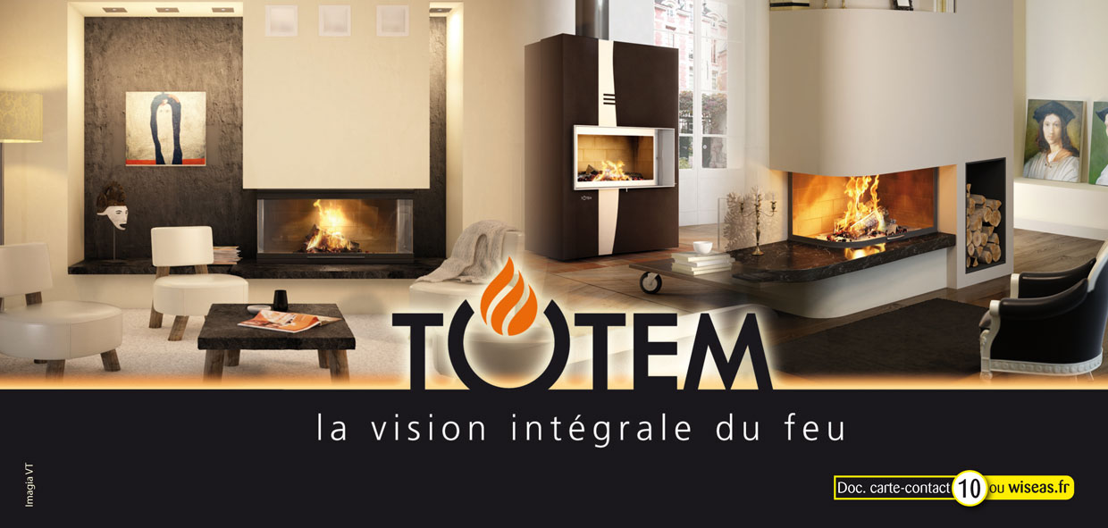 totem fire chemin es totem. Black Bedroom Furniture Sets. Home Design Ideas