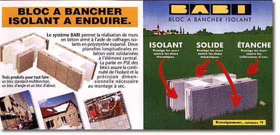 alkern sud bloc a bancher isolant a enduire babi. Black Bedroom Furniture Sets. Home Design Ideas