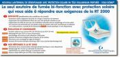 INNOVATION PARTNERS - Eclairage z�nithal, protection solaire