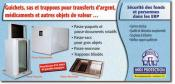 MIDI PROTECTION - Passe monnaie, Passe paquets, Passe documents