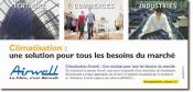AIRWELL - Climatisation pr tertiaire, commerces, industries
