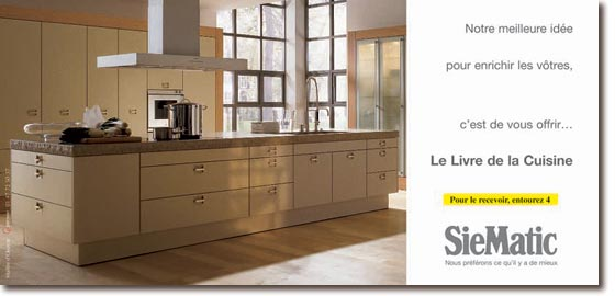 siematic concevoir am nager sa cuisine. Black Bedroom Furniture Sets. Home Design Ideas