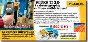 FLUKE FRANCE - Thermomètres, caméras infrarouge