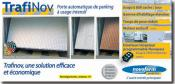 NOVOFERM FRANCE - Porte automatique de parking