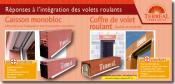 TERREAL GROS OEUVRE & DECORATION - Caisson monobloc