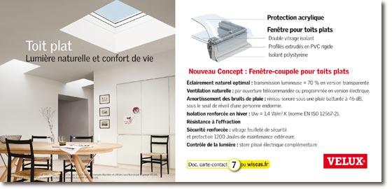 velux france fen tre coupole. Black Bedroom Furniture Sets. Home Design Ideas