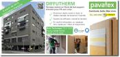 PAVATEX FRANCE - Diffutherm