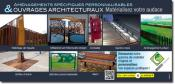 COUTIER INDUSTRIE - Mobilier urbain