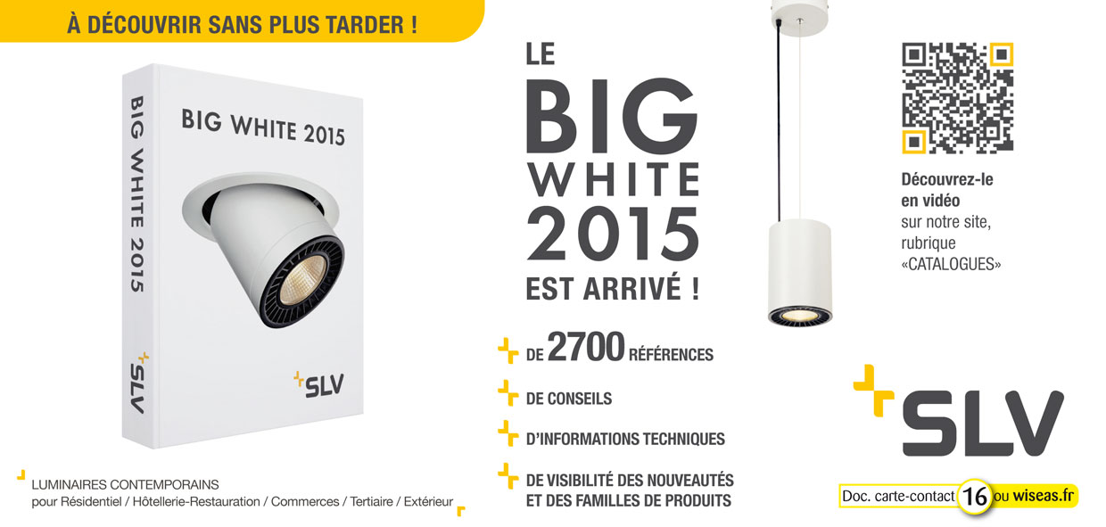CATALOGUE BIG WHITE