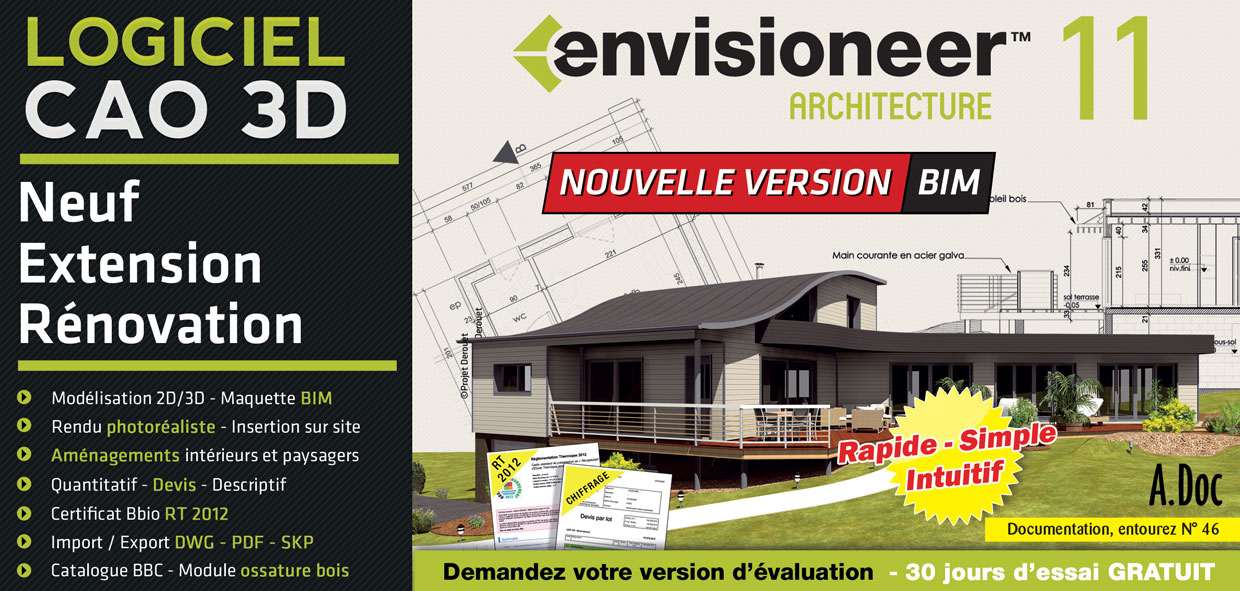 Envisionneer Architecture Version 11