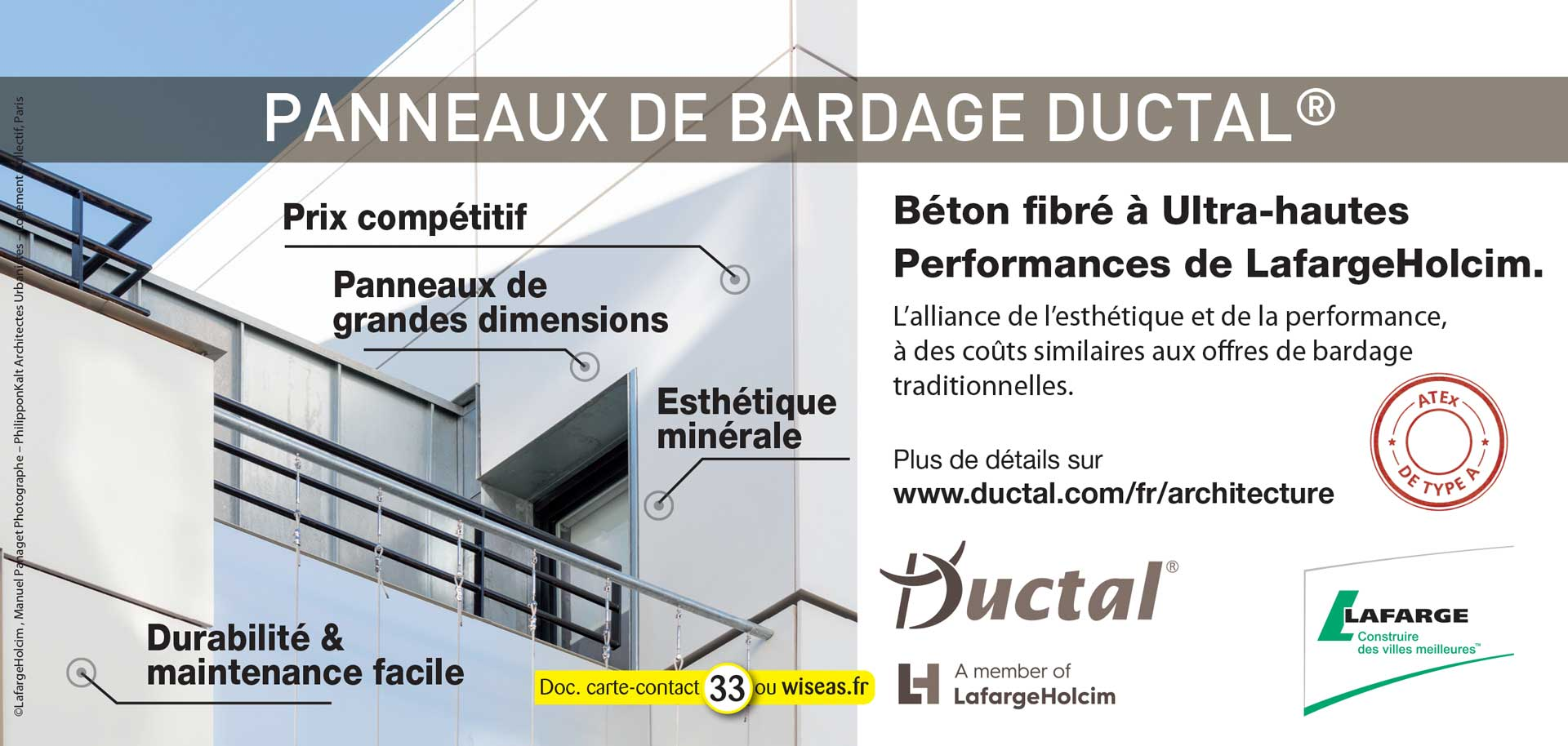 DUCTAL®