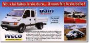 IVECO - City camion Daily