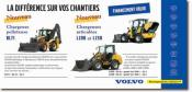 VOLVO CONSTRUCTION EQUIP - Chargeuses pelleteuses 8,5t