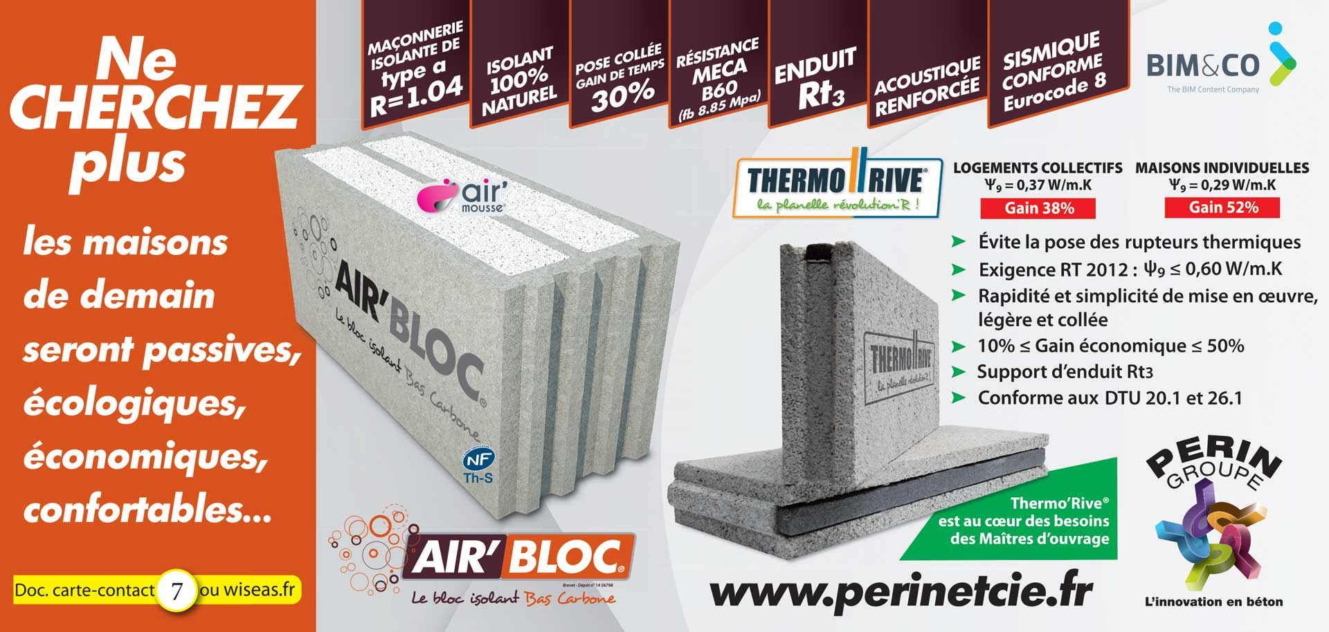 Air Bloc - Thermo Rive