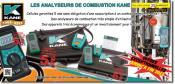 KANE INTERNATIONAL LTD - Analyseurs de combustion