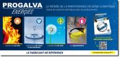 PROGALVA ENERGIES - Nouveau catalogue