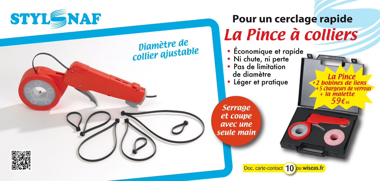 Pince à colliers