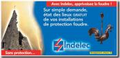 INDELEC - Protection foudre