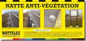 WATTELEZ - NATTE ANTI-VEGETATION