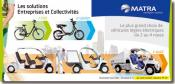 MATRA MANUFACTURING SERVICES - E-bike, e-scooter, e-quad