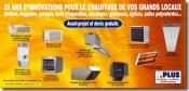 SMG S PLUS - Minitherme, a�rotherme, g�n�rateur d'air chaud, radiant.