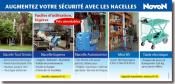 NOVON - Appareils de manutention