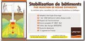 URETEK FRANCE - Stabilisations b�timents