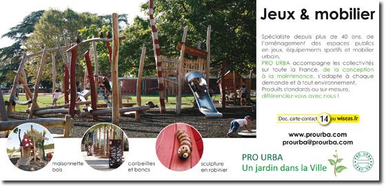 pro urba jeux mobiliers urbains sport et loisirs. Black Bedroom Furniture Sets. Home Design Ideas