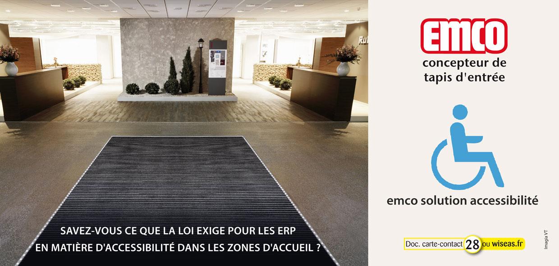 emco france tapis d 39 entr e. Black Bedroom Furniture Sets. Home Design Ideas