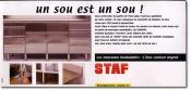 STAF - Mobilier inox modulaire