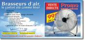 SOCATEC INDUSTRIE - Brasseur d'air