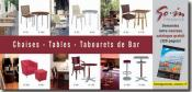 GO IN - Chaises, tables, tabourets