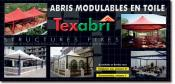 TEXABRI - Abri modulable