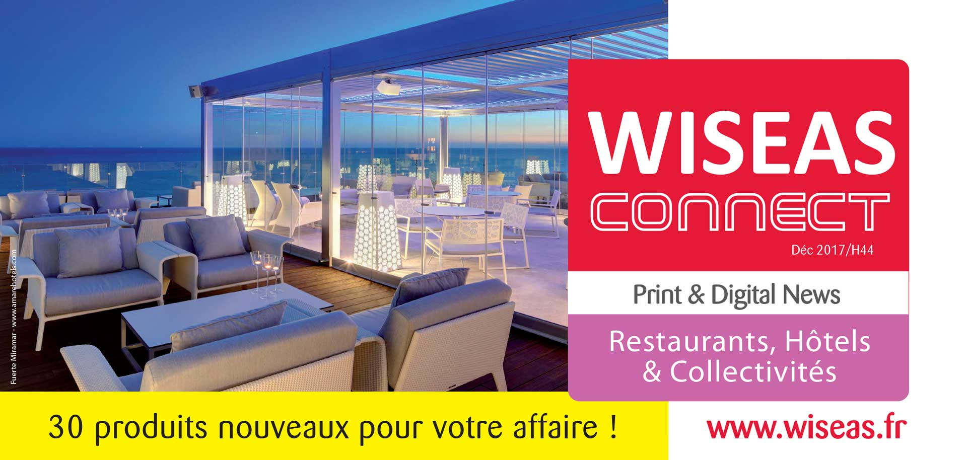 Le carnet wiseas dition restaurants h tels for Equipement traiteur restauration