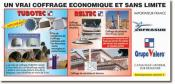 COFRASUD SA - Coffrages perdus : tube, circulaire, toutes formes