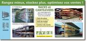 JYDE AGENCEMENTS - Racks, Cantilevers