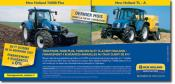 NEW HOLLAND AGRI - T6000 plus, T6000 Delta, TL A New Holland