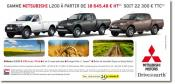MITSUBISHI MOTORS FRANCE - PickUp L200