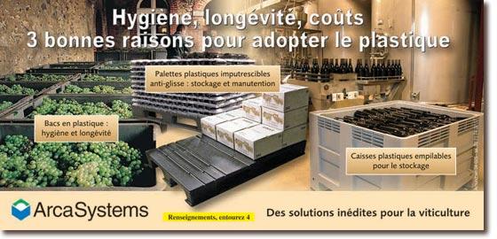 en soldes 3aeff 4b4da ARCA SYSTEMS SCHOELLER - Bacs, palettes, caisses plastiques ...