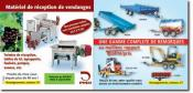 REMORQUES MOIROUD - T3200RSP, RB3200, TR3200, ECO 350, ECO 350A,